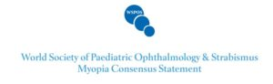 World Society Of Pediatric Ophthalmology and Strabismus -האיגוד העולמי לרפואת עיניים ילדים ופזילה פירסם נייר עמדה והצהרה רשמית אודות הטיפולים לעצירת קוצר ראייה.